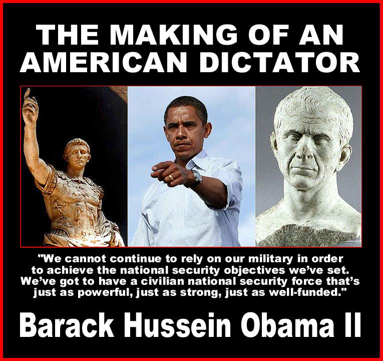 obama dictater
