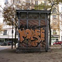 HORFE (Antonia Schulz) Tags: paris france writing graffiti calle ciudad urbana horfe