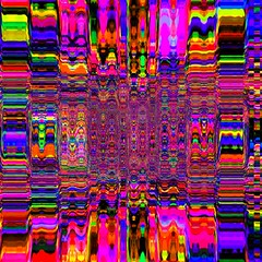 Multiple Dimensions of Time and Color (Joana Rojas - still here) Tags: colors abstractart nonobjective computermanipulation colourartaward sharingart theawardtree maxfudgeaward