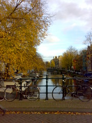 amsterdam canal , season autumn fall (PhilDutch Amsterdam Bed and Breakfast ,) Tags: amsterdamcanal seasonautumnfall