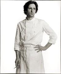 (Stu.Brown) Tags: portrait bw mamiya kodak trix chef epson 6x7 4490