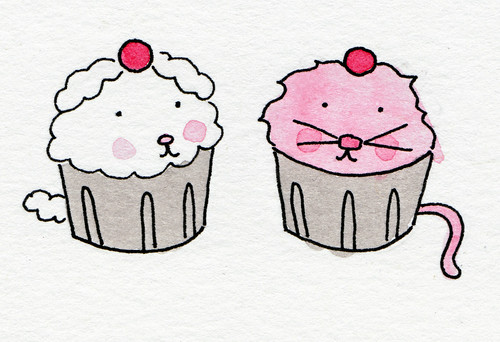Lamb and Lion Cuppies