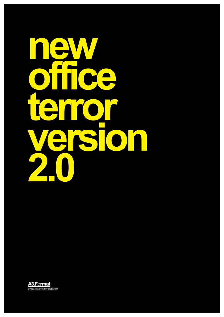 new office terror version 2.0 by: Filip Bojović Idea: Bojana Bandić