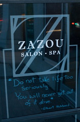 Zazou Salon & Spa