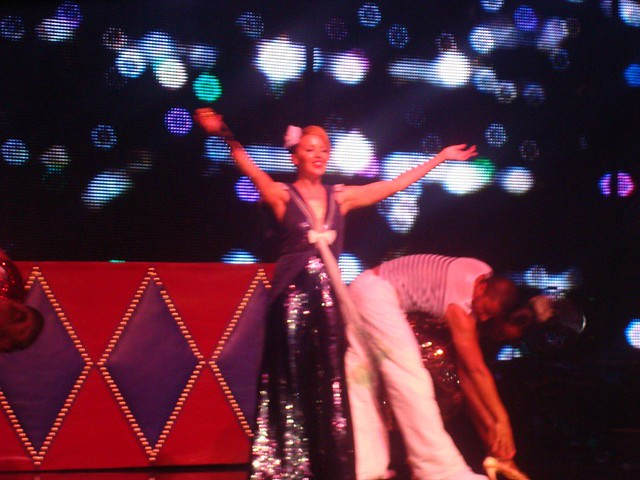 Kylie Minogue Live in Brazil 08/11/2008 by Murillo Robin