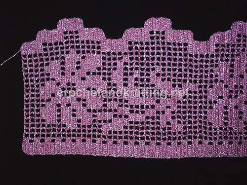 Free Pattern Crochet Lace Edgings : Free Crochet Lace Edging Patterns images