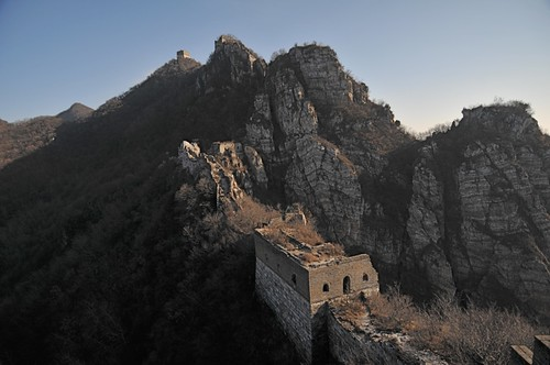 Great Wall scenery (by Jonas in China)