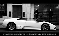Lamborghini Murcielago LP640 Roadster (Jeroenolthof.nl) Tags: red italy white black hot london car square lights spider italian jeroen nikon united rear uae balloon d70s convertible super knightsbridge east emirates exotic arab middle lamborghini sant luxury supercar 56 agata qatar exotics bolognese  roadster murcielago 1870 f35 vae   belgravia   olthof   qatari    lp640           wwwjeroenolthofnl  jeroenolthofnl jeroenolthof