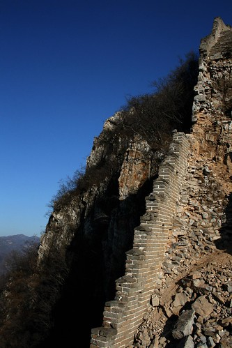 Jiankou Great Wall (by niklausberger)
