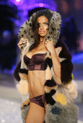 Victoria`s secret fashion show`08 Adriana Lima by Artesbe.com.