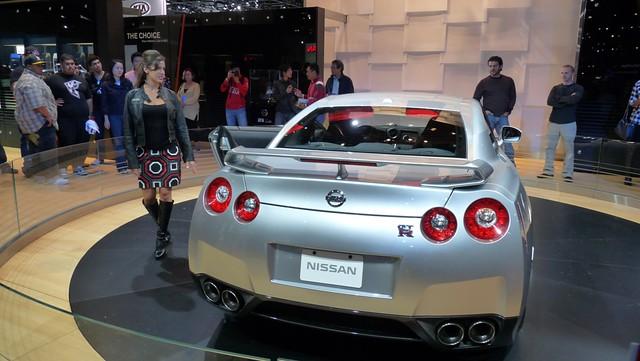 Nissan Pixo Automatic (2009)