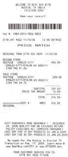 walmart receipt template .