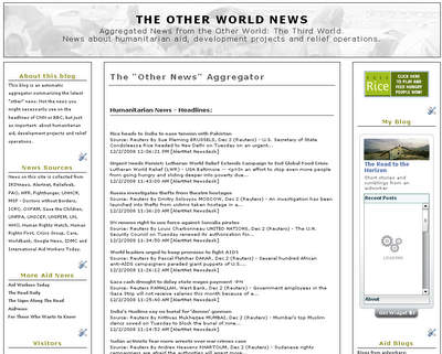 The Other World News