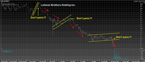 Lehman Brothers - Don't Panic