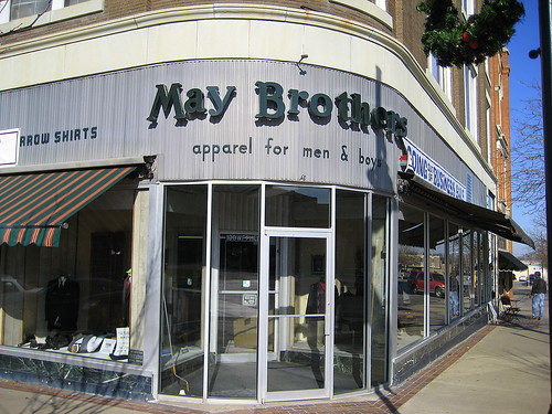 May Brothers Apparel for Men and Boys