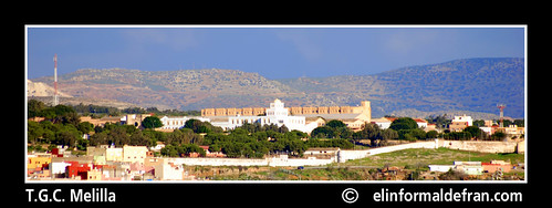 Fotos Melilla. T.G.C. Iºde la Legión. Melilla