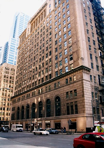 Old Chicago Mercantile Exchange (1927-2003)