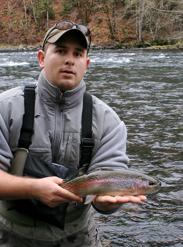December Trout Fishing