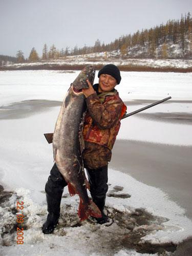 охота и рыбалка в сибири якутии