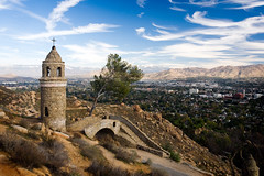 Riverside with Cirrus (Muzzlehatch) Tags: california clouds landscape mt riverside getty cp 2008 cirrus rubidoux inttag