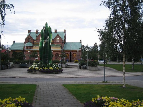 2008-08-29: Out of Umeå