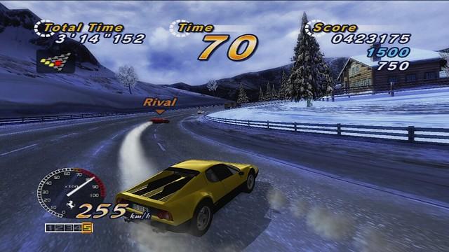 OutRun Online Arcade (2212) by SEGA Europe
