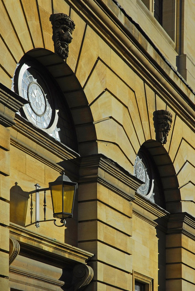 UK - Oxford - Sheldonian detail
