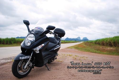 Basah Lencun Ride : Ladang Tebu Chuping #3