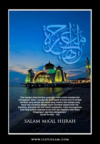 Salam Hijrah by Firdaus™.