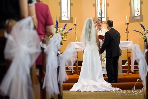 Yvette and Shane - Wedding Service
