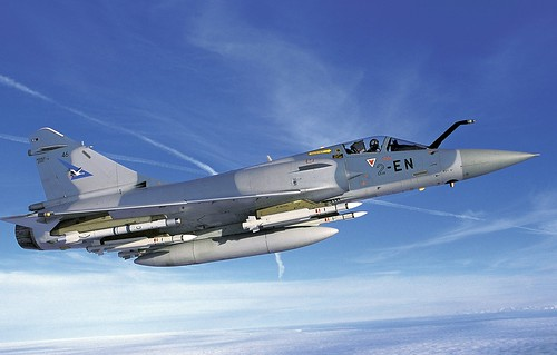 Airplane picture - Dassault Mirage 2000