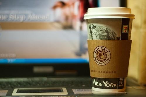 7-11咖啡