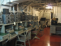 Radio Room (marttj) Tags: mobile ship alabama battleship 2008 ussalabama bb60 radioroom ussalabamabattleshipmemorialpark