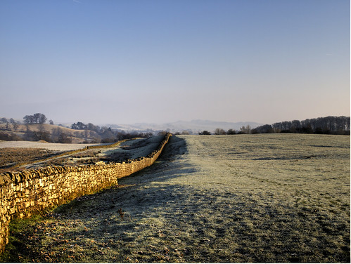 Hadrian's Wall - Near Carlisle by you.