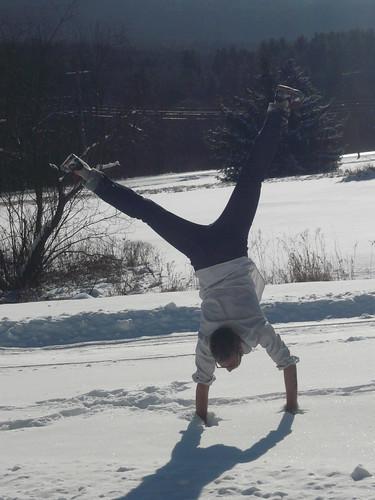 Snowstand