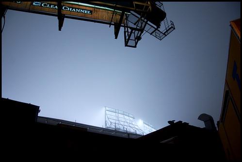 Wrigley Field, Fog #3