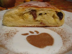Фото яблочный пирог