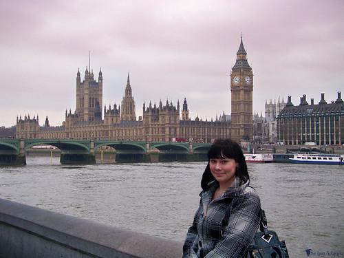 Edna in London
