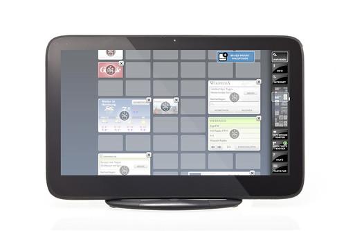 Produktfotos vom WePad für neofonie