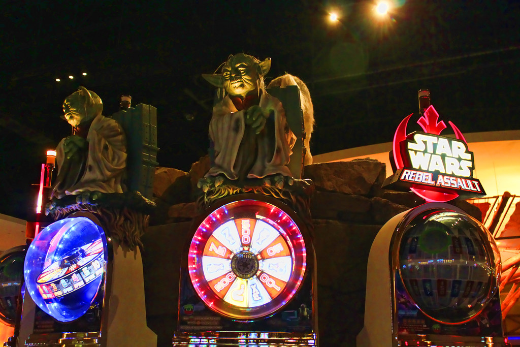 Star Wars Slot Machines