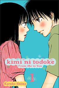 Editora Panini Publicará Kimi ni Todoke Volume 1 - imagem 2