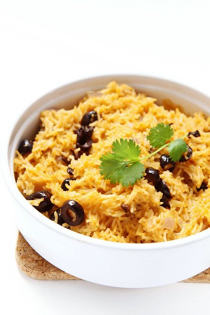 veggie num num's spanish rice