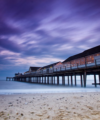 Southwold pier close up (Graham_jtaylor) Tags: longexposure photoshop tripod olympus cokin southwoldpier nd8x e410 elements7