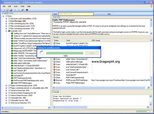 2287102373 142696b9a1 GoolagScan   Google Hacking ahora mas fácil