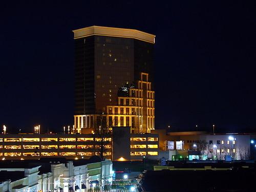 Horseshoe casino shreveport rv parking