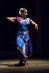 Bharatnatyam (Aditya Rao.) Tags: light dance stage audi bharatnatyam pilani d80