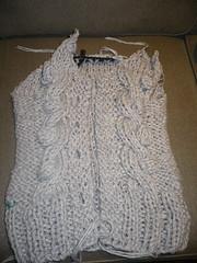 Twinkle Best friend Cardigan - 2nd try (superotsy2) Tags: knitting twinkle