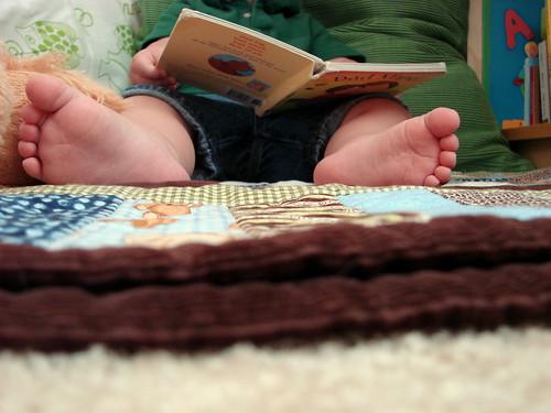 feets.