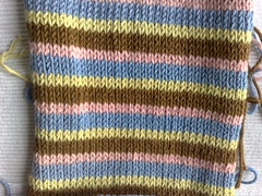 Mystery Blanket (joandshea) Tags: 2008 kal debbieabrahams mysteryblanket