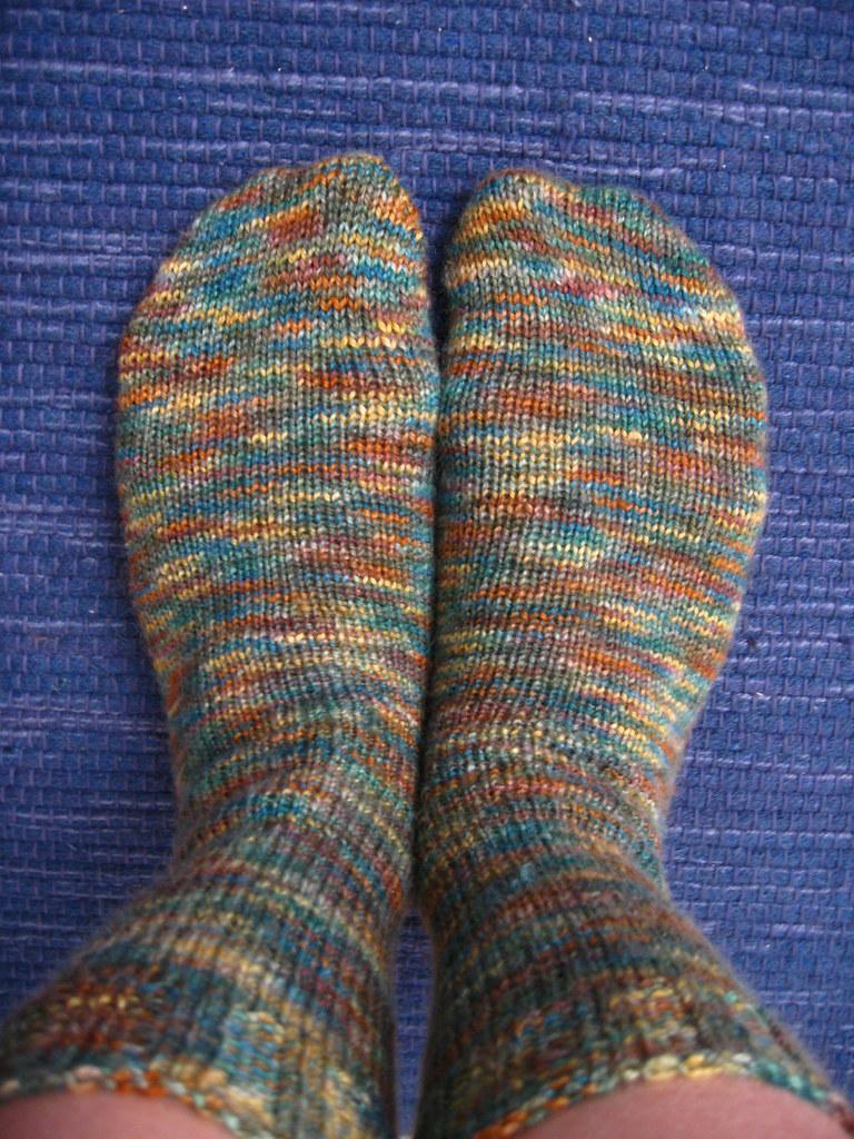 Apple Laine Army Surplus socks_01